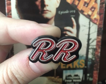 ON SALE!! Twin Peaks Double R Diner pin