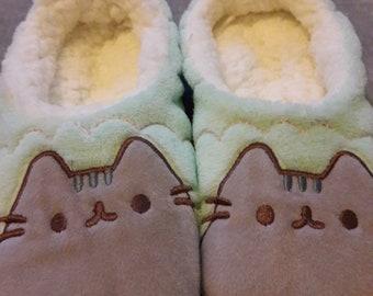Pusheen merkitty slippers