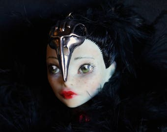 Monster High ScarahOOAK Doll Custom