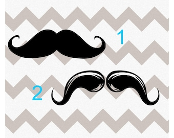 Mustache Decal, Mustache YETI Decal, Personalized Love Heart Decal, Custom Love Heart Decal, Vinyl Love Heart Decal Ask a question