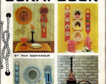 Macrame Scrapbook  Macrame  Pattern Book PD1151