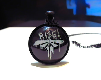 """The Last of Us """"RISE"""" Firefly Adjustable Chain Necklace"""