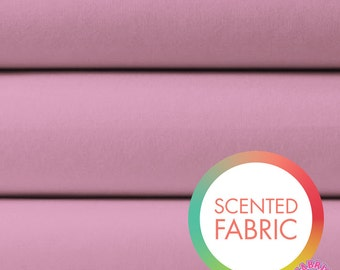 140173336 - Scented Solid Fabric - Pink Dust (Pink Sugar Scent)