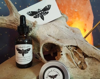 All Natural Beard Oil Conditioner Sleight of Hand