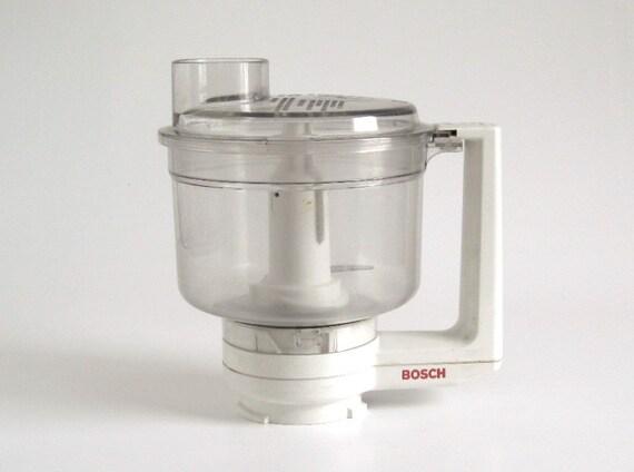 Bosch Kitchen Center UM3 Universal Food Processor Attachment ...