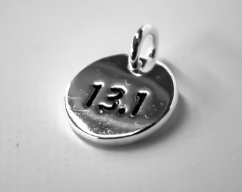 13.1 disc silver plated