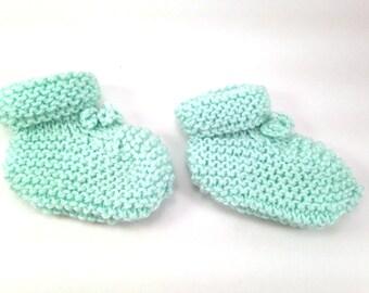 Small Child  Teal Socks