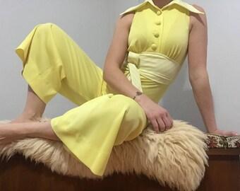 SALE Sunshine yellow jumper XXS
