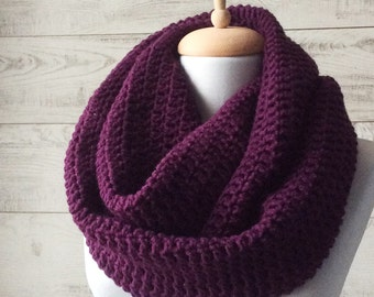 Scarf, infinity scarf, knit scarf, wool knit scarf, women scarf, scarf, chunky scarf Many Colors FAST DELIVERY