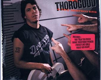 George Thorogood - Born To Be Bad (1988) [SEALED] Vinyl; Shake Your Money Maker