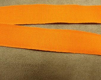 orange decorative 2 cm grosgrain - Ribbon