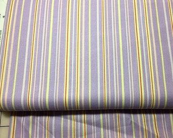 Spring Stripe Cotton Woven