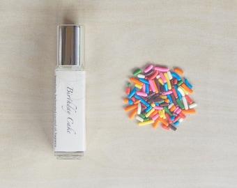 Birthday Cake Perfume - Buttercream / Vanilla Frosting / Sprinkles - 8mL