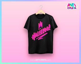 Shangela Halleloo! (black t-shirt)
