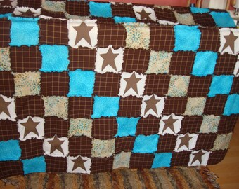 PRIMITIVE, Rag, Homespun,Handmade Quilts