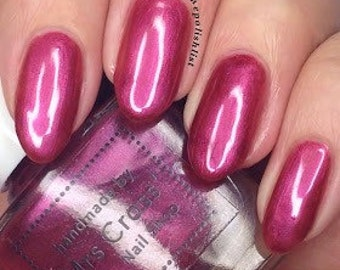 Intense Romantic - 5ml -  handmade in the UK Indie Nail Polish
