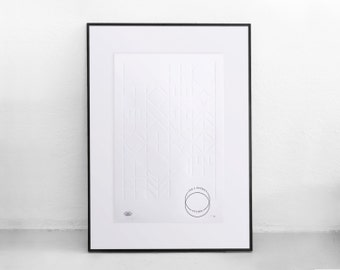 Geometry Art Print - Limited Edition