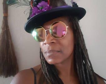 Voodoo Queen top hat