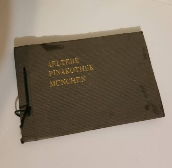Old Fashioned Photo Albums With Black Pages Under