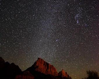 Zion Under The Stars