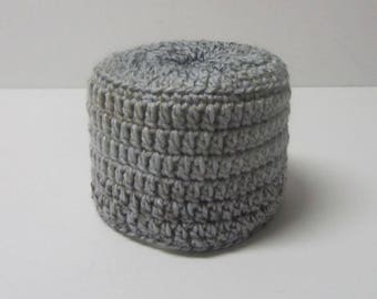 Toilet Paper Cover Spare Double Roll Toilet Paper Storage Toilet Paper Hat-Ready to Ship-