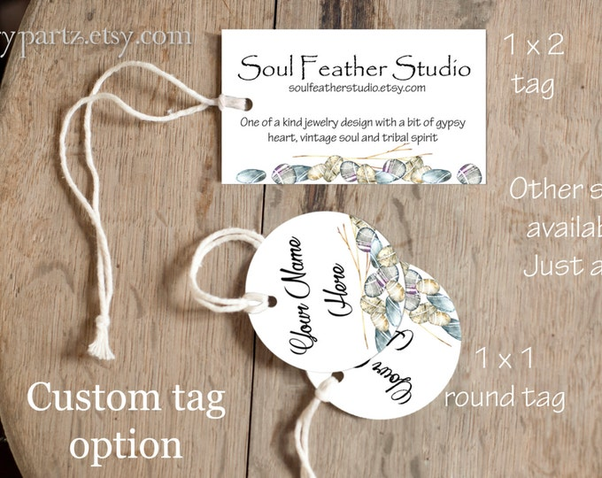 ROCK HAVEN•Custom Tags•Labels•Earring Display•Clothing Tags•Custom •Boutique Card•Tags•Custom Tags•Custom Labels