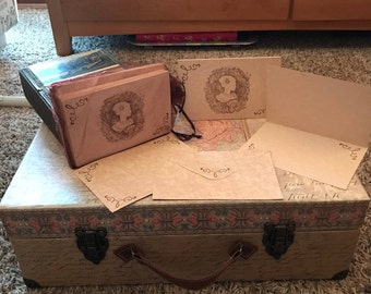 Victorian Lace stationary