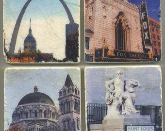 St. Louis Collection - Original Coasters