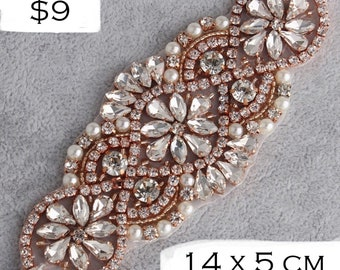 Rhinestone appliqués Pre-sale.  If interested  please contact me dont actually place order
