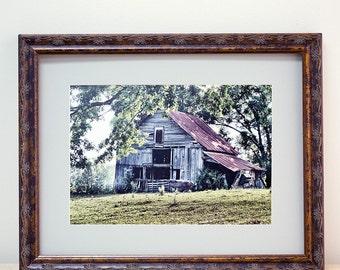 Old Barn on Hwy 147