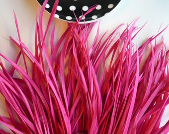 GOOSE BIOT FEATHERS / Lipstick , Watermelon Pink /  734
