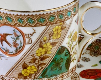 Victorian Tea Trio