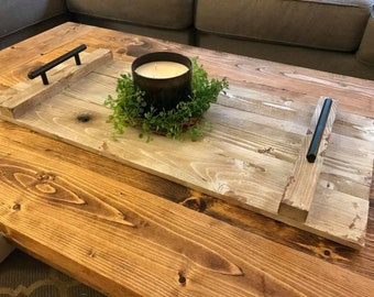 Farmhouse Centerpiece, Tray, Serving Platter