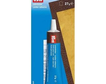 LEATHER glue 27g 968010 tube