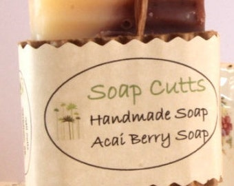 Acai Berry Soap