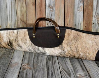 Hair On Hide Scoped Rifle Case HS-191