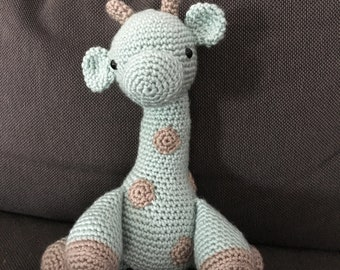 Amigurumi Baby Giraffe