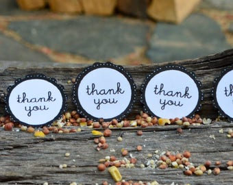 Small Thank You Tags