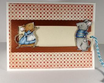Love - Mouse Slider Card