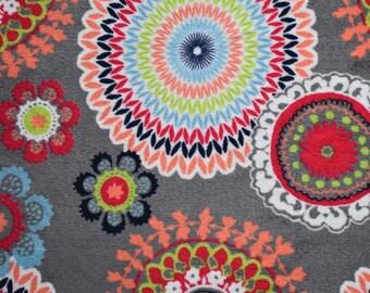 Blanket flower mandala