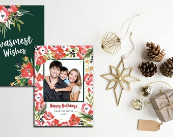 Christmas Card, Holiday Card, Christmas Card, Holiday Photo Card, Personalized Holiday Card, Custom Holiday Card, Personalized Photo Card