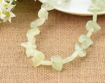 Jade Zuni Bear Gemstone Beads 18mm