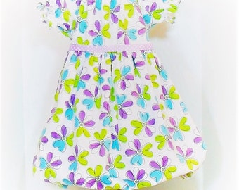 GIRLS BUBBLE DRESS Size 3 months to 6 Spring Summer Clothes 3mo 6mo 9mo 12mo 18mo 24mo 2T 3T 4T 5 6