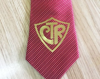 LDS- Ctr Necktie - Choose the Right
