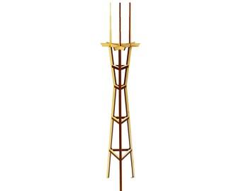 Sutro Tower model kit