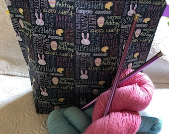 Happy Easter - Large Project Bag