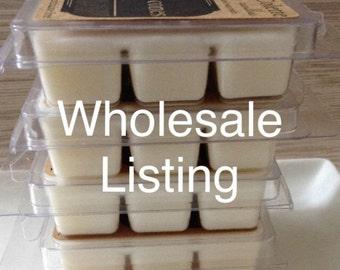 48 Wholesale Wax Melts | Wholesale Wax Melts | Soy Wax Melts | WHOLESALE