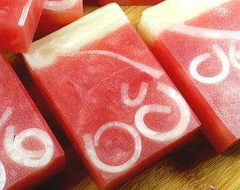 Grapefruit Organic Quality Handmade Soap by Crafting with Beth