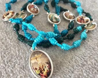 Customizable Seven Sorrows of Mary Rosary