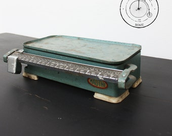 Old metal scales of the ' 50 (Made in Argentina) | Vintage Metallic Balance 1950 's